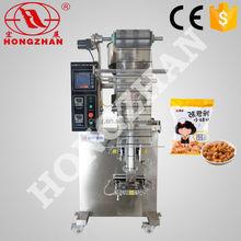 Zhejiang wenzhou Hongzhan HP100G automatic automatic granuled sugar packing machine