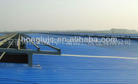 Eexcellent water-proof capability PVC corrugated roof panels/insulated roof panels/plastic roof panels