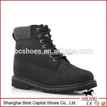 iron steel safety shoes/action leather goodyear safety boot in South Africa market