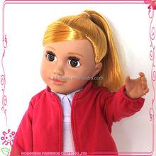 Unique design of doll clothes custom beautiful doll accessories