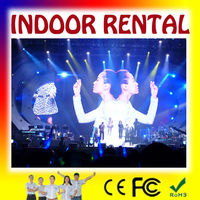 Video Display Function and 4mm Pixels full P2 P3 P4 P5 P6 rental stage exhibition screen LED module display