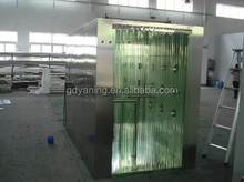damping layer /lamps /maneuverable clean booth clean room