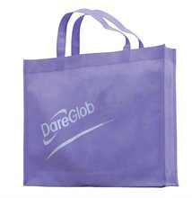 eco non-woven tote bag for shopping