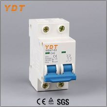 YDT mccb moulded case circuit breaker, new f&g miniature circuit breaker, solar circuit breaker