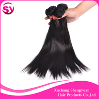 3pcs Brazilian Straight Hair Weave Bundles, 7A 100% Human Hair Unprocessed Wholesale Virgin Brazilian Hair