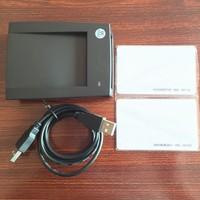 125Khz EM4100 RFID Proximity ID Cards / Smart Card USB Reader New
