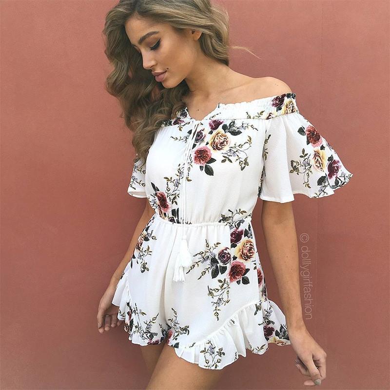 Girl summer floral jumpsuit women rompers.jpg