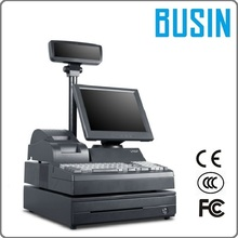 [BUSIN KG2-H2180] pos terminal china /restaurant pos terminal with nfc reader[32G SSD]