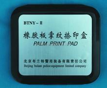 NO. 5004 BTNY-II palmprint stamping rubber pad