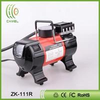12V silent air compressor tire inflator for car