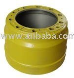 Brake drum for Volvo trucks