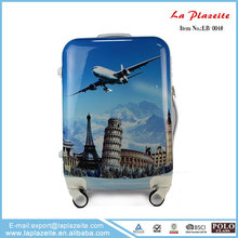 Factory directly fancy luggage bags, travelmate luggage, travel time luggage