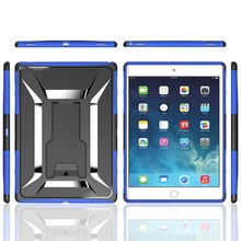 Shockproof 2 in 1 Kickstand cover case cover for Apple iPad pro 12.9'