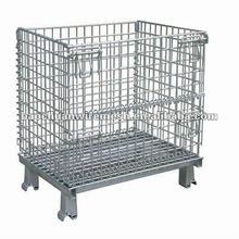 Galvanized small metal containers with competitive price in store
