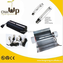 complete hydroponic system on sale/ cool tube grow light reflector kit /starter indoor greenhouse plant growing system