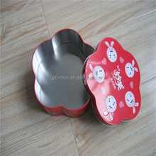 recyclable tin durable wholesale lindt chocolates can high quality