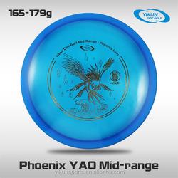 YiKun PDGA Approved Professional Disc Golf Phoenix Line Mid Range 165g-179g
