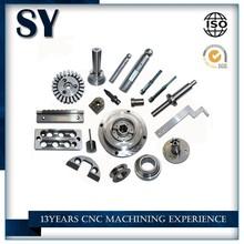 High precision Aluminium CNC machining parts, car accessories small metal parts by CNC