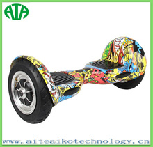 2015 New Self-balancing Two-wheel Electric Scooter 10 inch double wheels electric self balance drift scooter