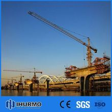 High Safety yx60-5010 topless good job tower crane for india