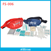Promotional professional small first aid travel kit eva bag
