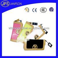 vera pelle wallet women zipper tiding leather bag
