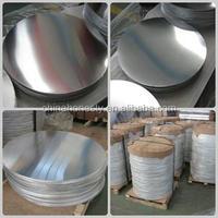 disco de aluminio 1050 1060 1070 O H14 H18 H24 for utensil
