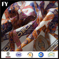 Custom high quality digital printing 100% cotton fabric for bed sheets