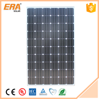RoHS CE TUV waterproof decoration outdoor 260w monocrystalline solar panel pv module