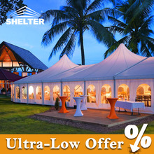 2014 Unique Luxury Wedding Tents , Wedding Party Tents Rental