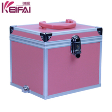 Popular 2015 Hot Sell 2 Layers Pink Plain Cheap Jewelry Boxes Wholesale