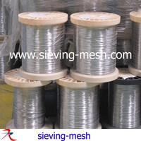 Flexible Ss 304 316 stainless steel piano wire factory