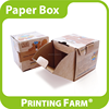 Custom Paper Box Packaging And Printing Service