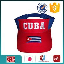 TOP SALE BEST PRICE!! Good Quality alibaba china flat-top custom visor caps with workable price