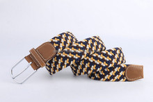 2014 OEM design 34mm custom canvas belts with cheap price
