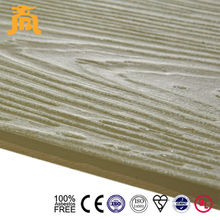 Exceptional Performance Wear Resistant Imitation Natural Wood Grain Fiber Cement Lap Siding Board