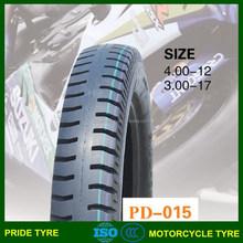 motorcycle tire wholesale three wheeler tires 4.00-12