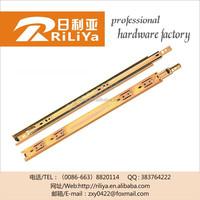 Jieyang ball bearing auto closing drawer slide