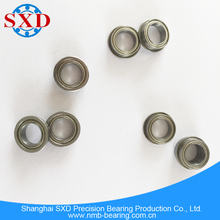 8mm flange ball bearing MF128zz bearings with flange