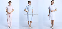 Nurse Uniform Dress / Medical / Uniform For Hospital With Japanese Fabric IYH-T-1