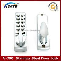 V-700 New Style Digital Keypad Door Lock Password Door Lock from manaufacturer