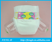All size B grade disposable sleepy baby diapers