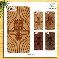 Wholsale High quality custom wood material mobile phone accessories factory in china