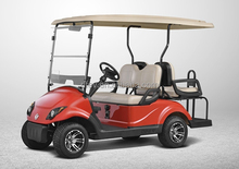 high end 4 seats electric golf cart with mini electric golf cart electric utility vehicle