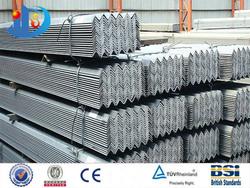 mild and galvanized steel angle weight/angle steel bar alibaba china