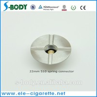Ego battery connector S-BODY promotional product 510 electrical spring connectors
