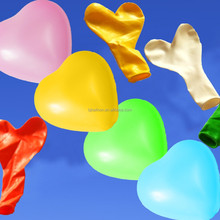 latex heart balloon, heart party balloon, festival wedding decor balloon