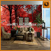 Custom Printed non-Woven Wallpaper Custom Wallpaper Printing For Home, Office And Retail Interiors