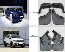 Factory customized rubber material mud flaps for VW splash guard mudguard