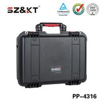 camera hard plastic case with foam
